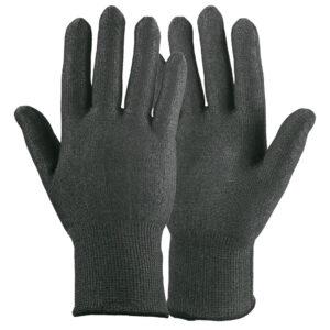 Zandstra Sport Handschoen Black Tactil