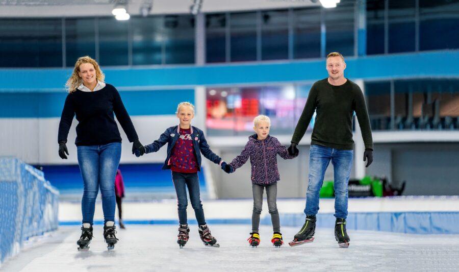 Schaatsen Zandstra Sport Thialf