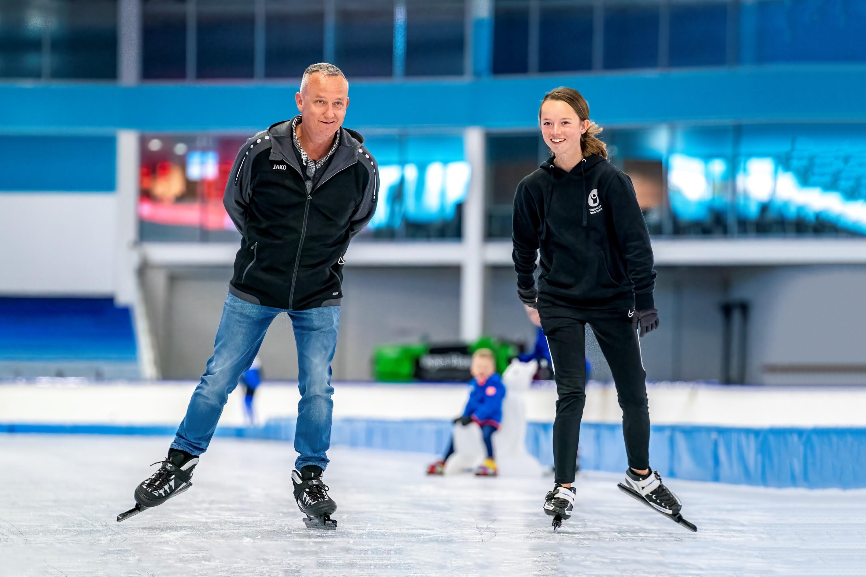 Schaatsen Thialf Zandstra Sport